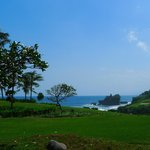 View of Tanah Lot