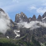 Una delle escursione del Sig. Francesco Pale di San Martino