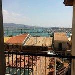 room view..lefkas marina
