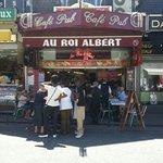 ภาพถ่ายของ Cafe Au Roi Albert