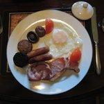 colazione irlandese