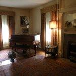 Kennedy's living room