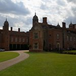 Rear of Melford Hall