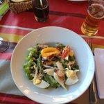 salade plein vent