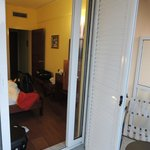 camera da balcone