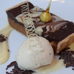 Dessert at Stones, Matlock