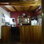 Bar no Terraço.