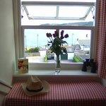 Window seat in room 10