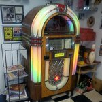Jukebox at Cool Scoops