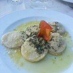 ravioli con pasta di patate