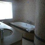 Two basins and bath