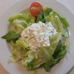 Entrée: Salat