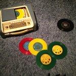 Mam, wat een gekke cd's ;)