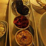 Mixed Turkish Starters at Hasir