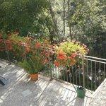 Il terrazzo del nonno