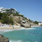 dos playas hotel y nudista