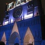 Fête des lumières Cathédrale Saint-Jean
