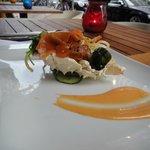 'King' Crab Salad