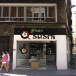 Photo of Greensushi murcia