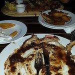 Ravished dishes