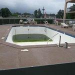 The NASTY pool!