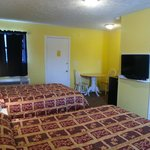 another view of room and kitchenette