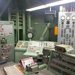 Titan Missile Control Launch Room