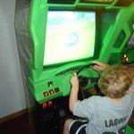 Game room fun!