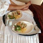 Room service excellent