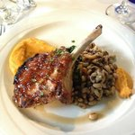 Pork chop special