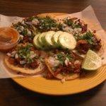 Flat tacos