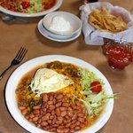 Enchilada plates