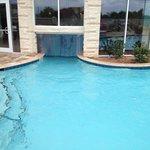 outdoor/indoor pool join
