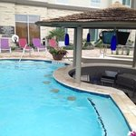 pool side service
