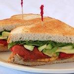 B.L.A.T. Sandwich