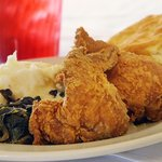 Tony's Fried Chicken on Monday & Tuesday nights