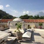Sor Juana rooftop view