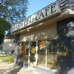 Front entrance for Caswell Hill Cafe