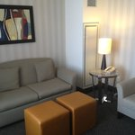 Parlor Area, Suite. Suitable for 4-5 people