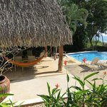 Hamock villa to relax with the sound of the sea