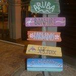 divi resorts sign