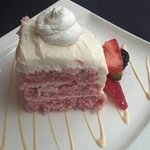 Desserts are spectacular