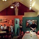 dining room at Sedona