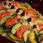 Dimitri's Famous Greek Salad