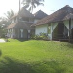 Two bungalows