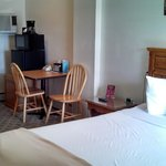 Guest Room Amenities - Front Side