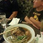 dan tsu noodle soup