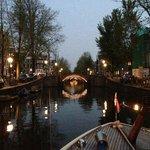 Candlelight Canal Tour - Seven Bridges