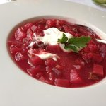borscht at Barock