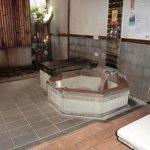 個室のお風呂